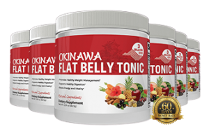 Okinawa Flat Belly Tonic By Mike Banner